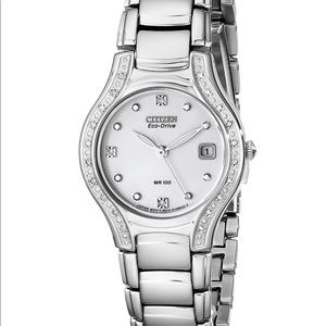 Citizen Eco Drive Ladies Diamond Watch